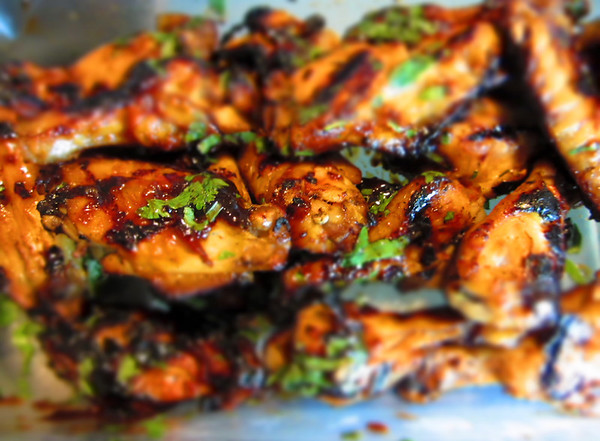 Tequila Lime Chicken Wing Recipes